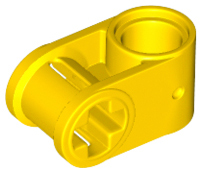 Yellow Technic, Axle and Pin Connector Perpendicular