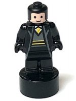 Hufflepuff Student Statuette / Trophy #3, Light Flesh Face