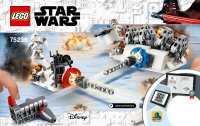 Action Battle Hoth Generator Attack