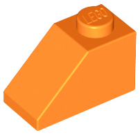 Orange Slope 45 2 x 1
