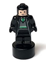 Slytherin Student Statuette / Trophy #3, Light Flesh Face
