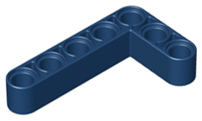 Dark Blue Technic, Liftarm 3 x 5 L-Shape Thick