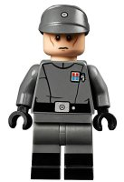 Imperial Officer Junior Lieutenant / Lieutenan - Dual Molded Legs
