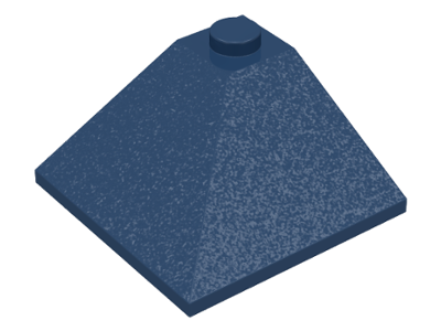 Dark Blue Slope 33 3 x 3 Double Convex